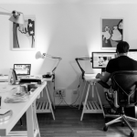 Tips For Creating a Home Office For Your Small Business