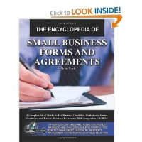Forms and Agreements book
