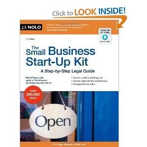 Start up kit book