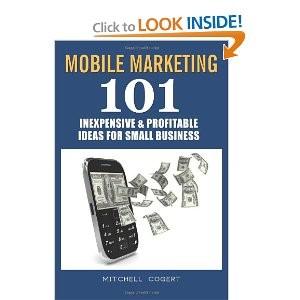 Mobile Marketing 101 book