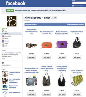 selling products on facebook business pages with an online store apptransform your facebook business page into an e commerce tool for your business with online store apps that let you promote and sell products directly on