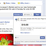 Facebook Page Promoted Posts for Businesses – Good or Bad?