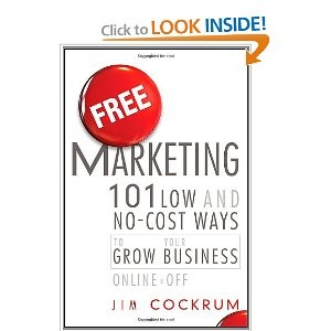 Free Marketing 101 book