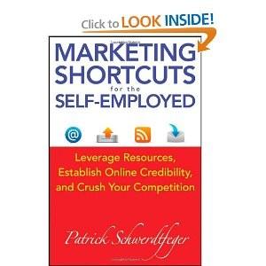 Marketing Shortcuts book