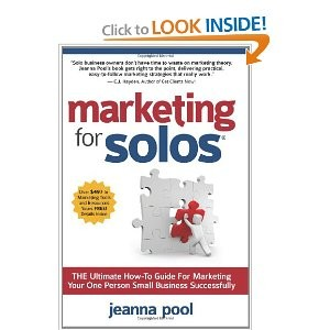 Marketing for Solos book