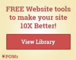 POWr website tools