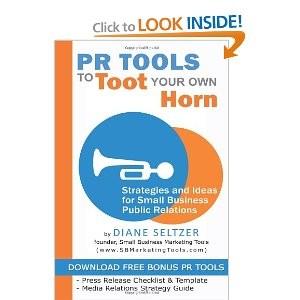 PR Tools book