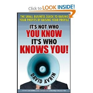 Its not who you know book