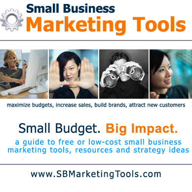 Small Business Marketing Tools and Resources