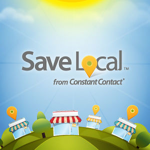 Constant Contact Save Local Coupon deals