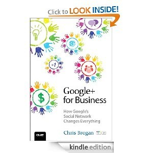 Google+ for Business book