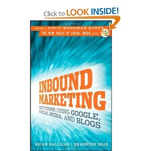 Inbound Marketing book