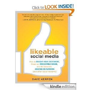 Likeable Social Media book