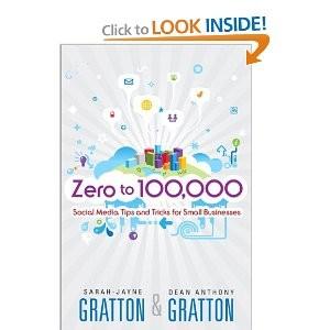 Zero to 100,000 book