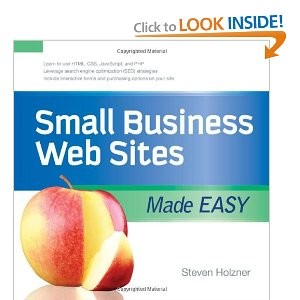 Small Business Websites book