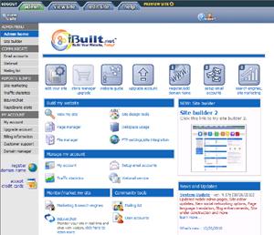 ibuilt website builder