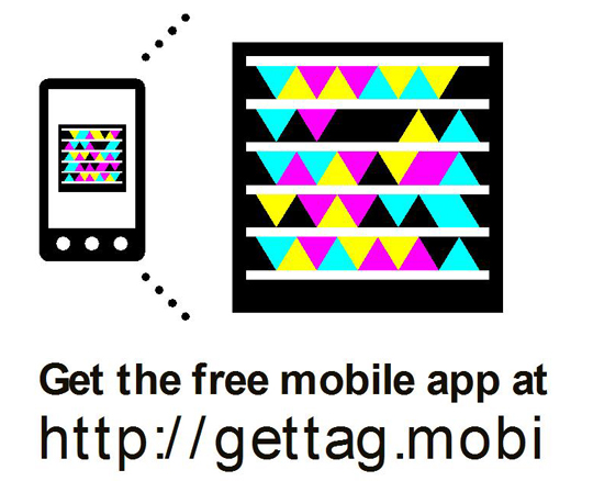 mobile tag QR codes