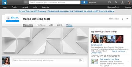 LinkedIn default group image