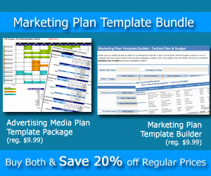 marketing plan bundle
