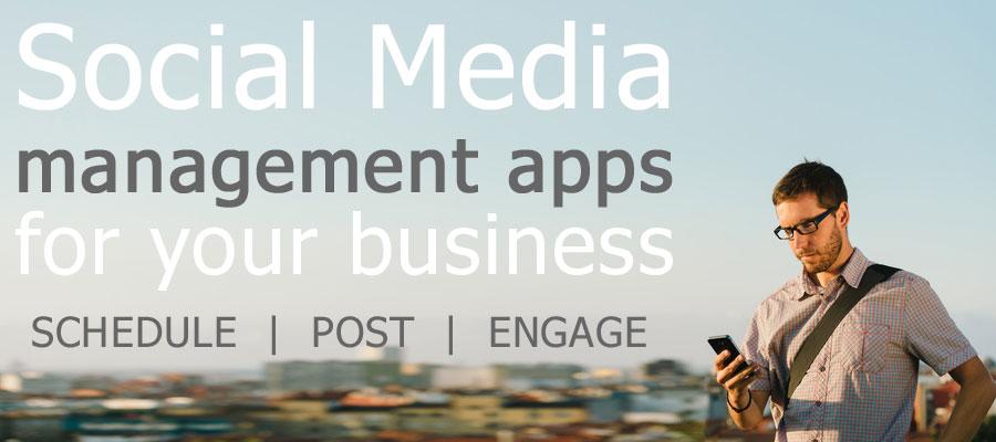 social media apps for business