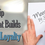 Business Trip Etiquette that Builds Customer Loyalty