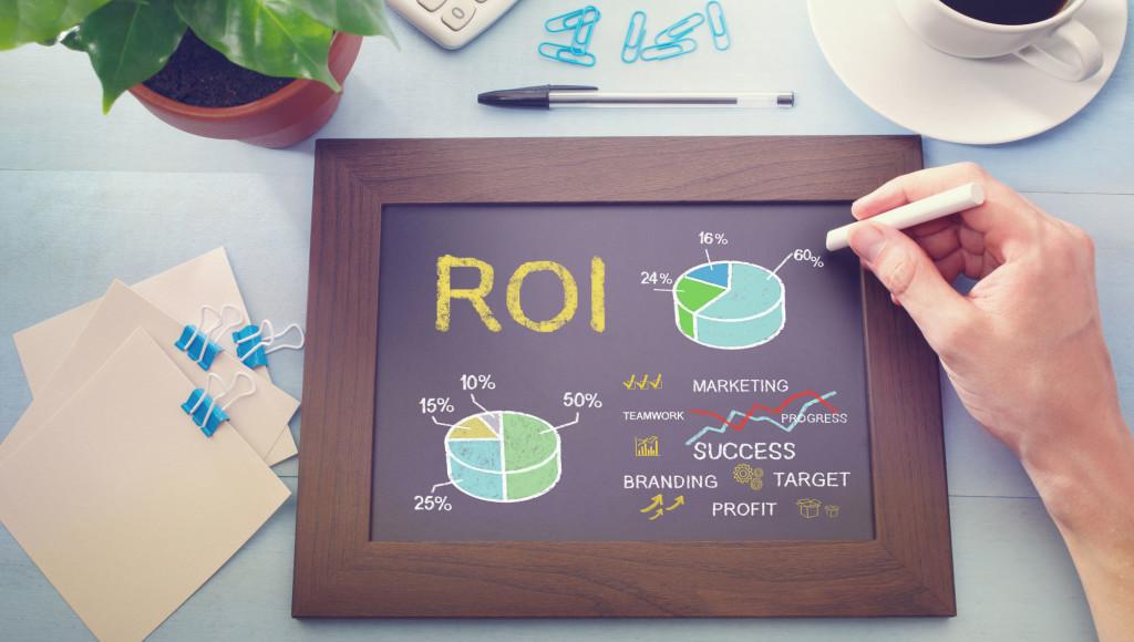 measure marketing ROI