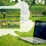 5 Most Important Pages on Your Website