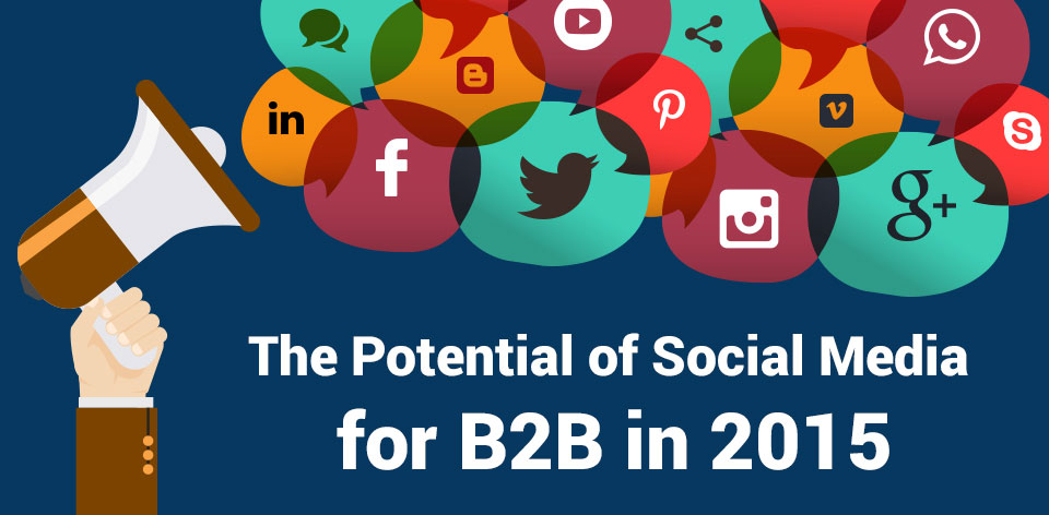 social media for b2b businesses