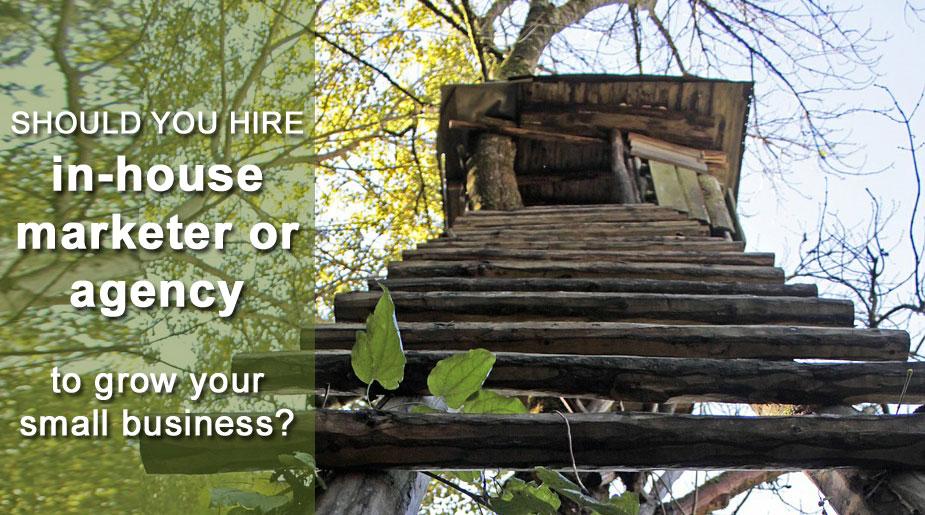 in house marketer vs agency