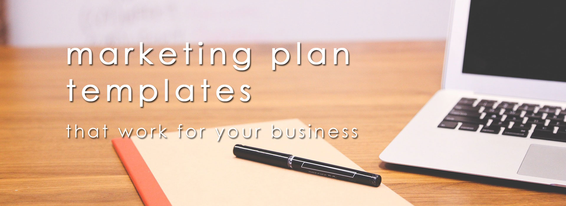 marketing plan templates