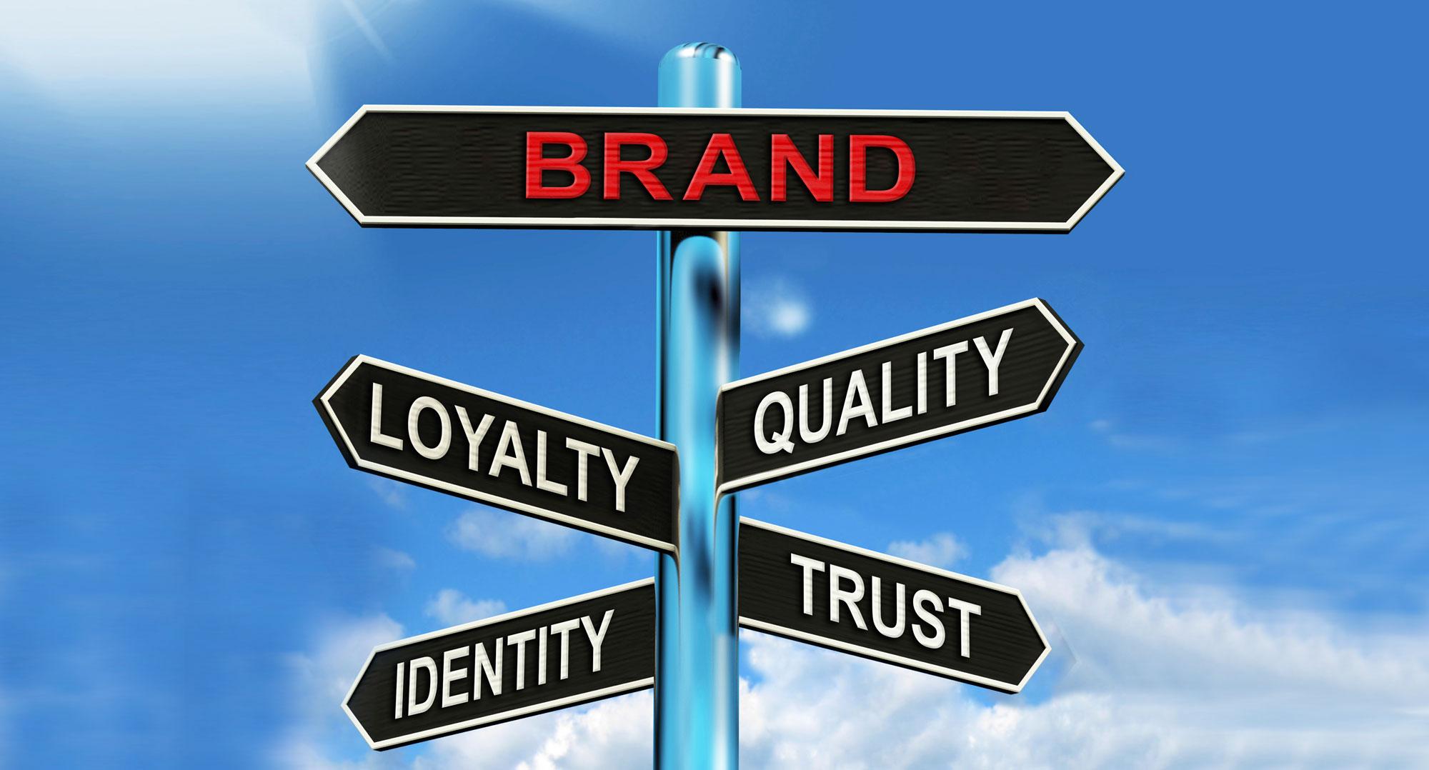 branding modern market