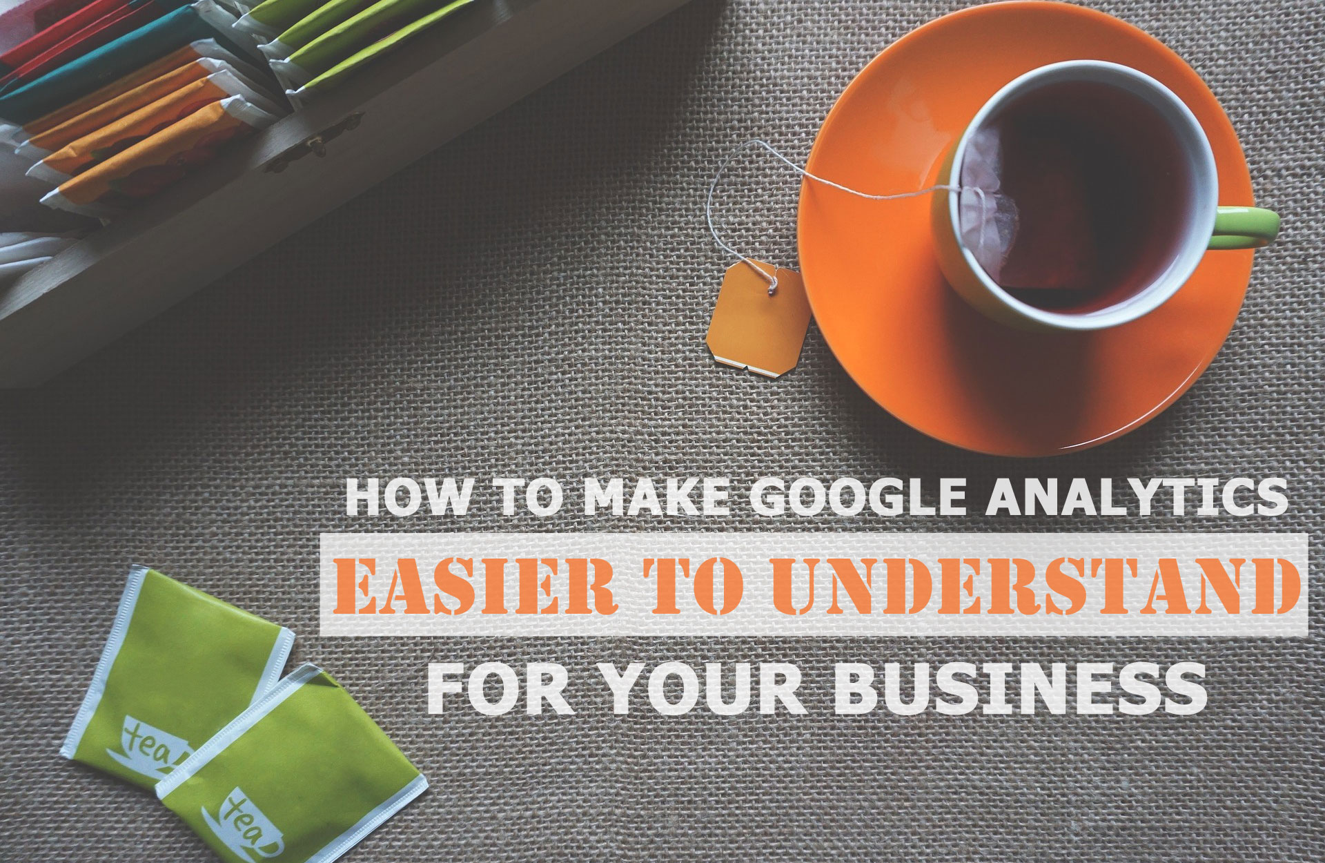 google analytics teacup