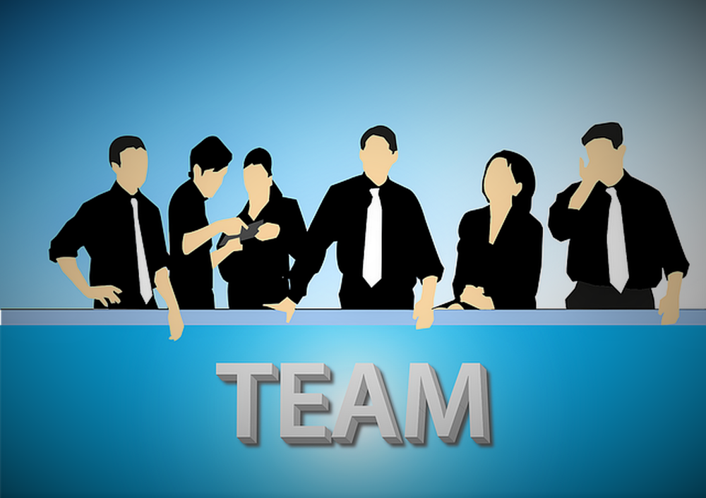 forming business teams
