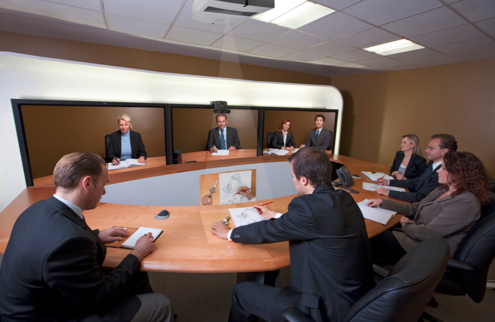 technology business meetings