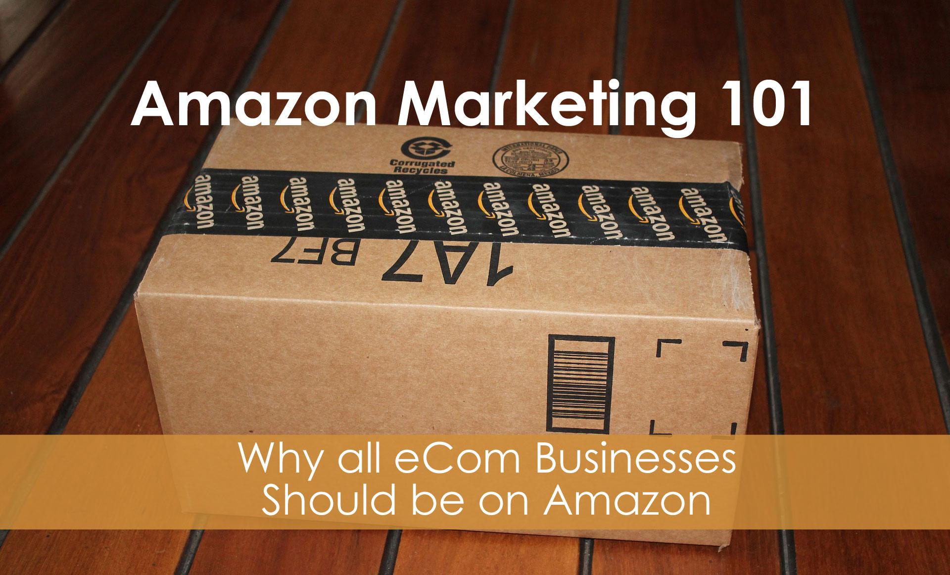 amazon business marketing