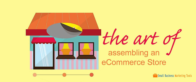 creating ecommerce store
