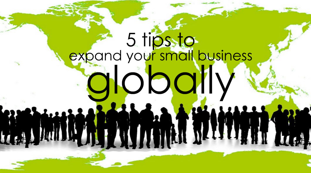 global small business