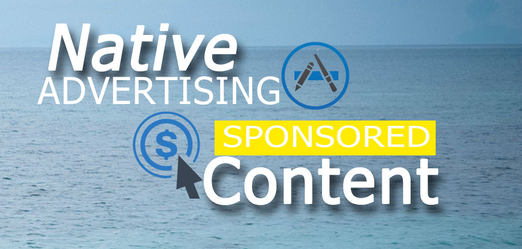 native advertising sponsored content