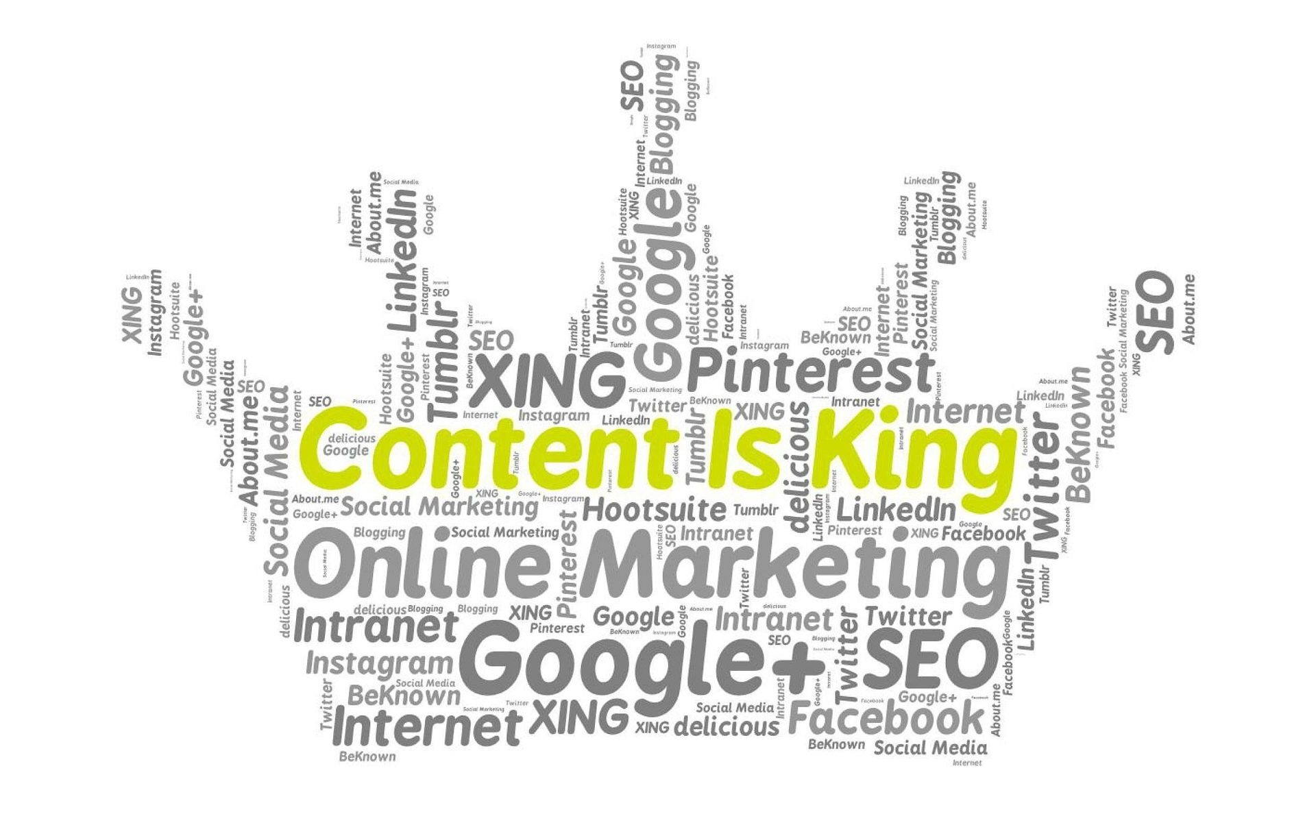 content king blog