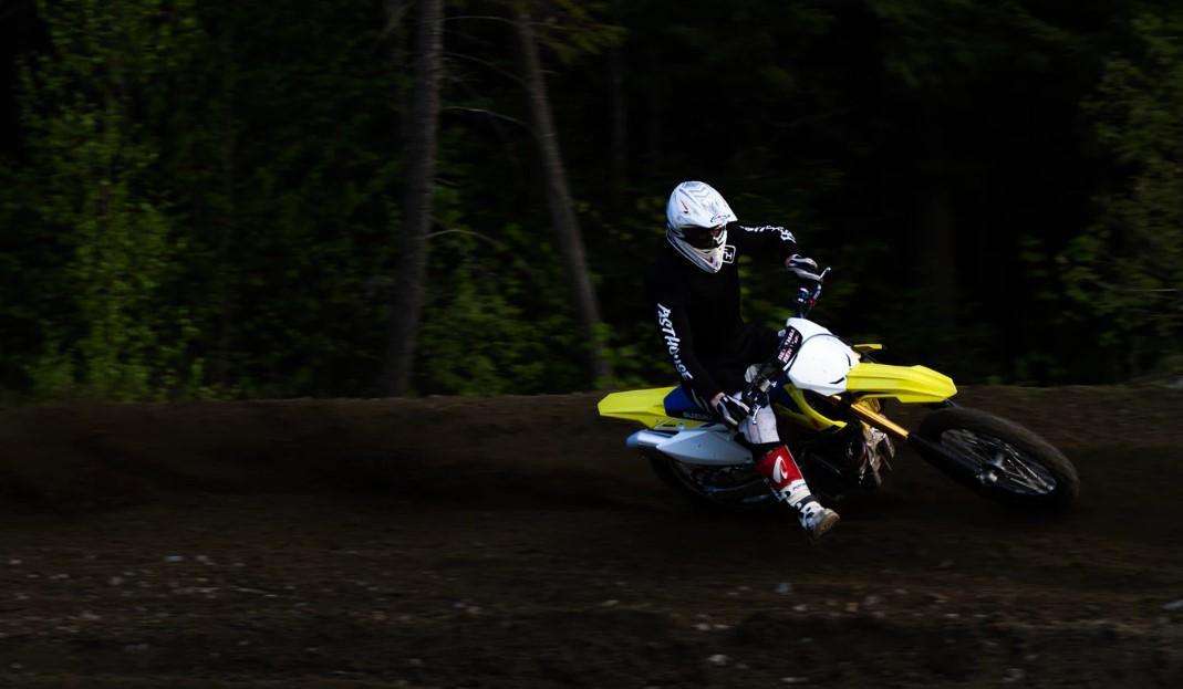 business owner hobby motorcross
